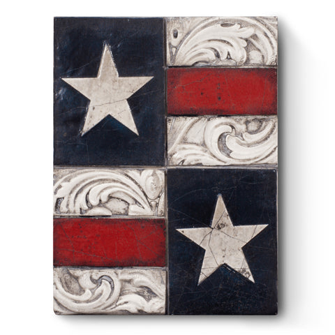 The Star Spangled Banner SP08 | Sid Dickens Memory Block