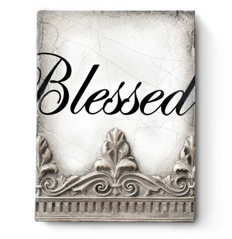 Blessed T519 | Sid Dickens Memory Block