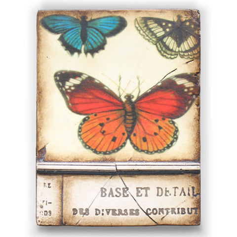 Butterflies T139 (Retired) | Sid Dickens Memory Block