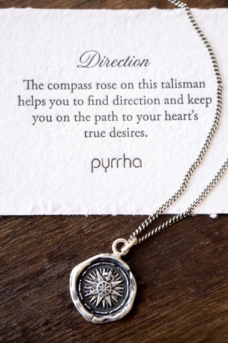 Direction Necklace