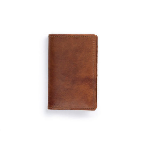 Field Notes leather Book | Saddle Brown
