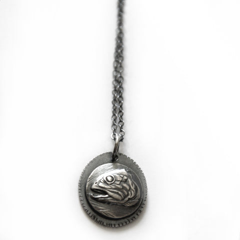 Fish Head Necklace - Artisan's Bench