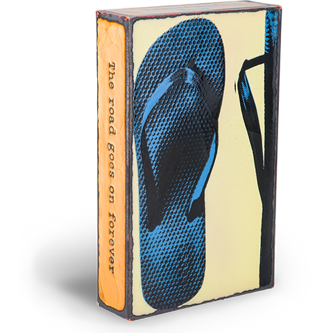 Flip Flop 120 (Retired) | Houston Llew Spiritile