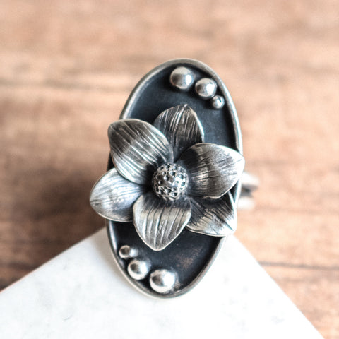 Size 7.5 | Wildflower Ring