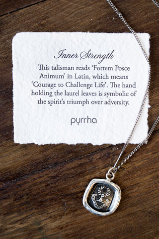 Inner Strength Necklace