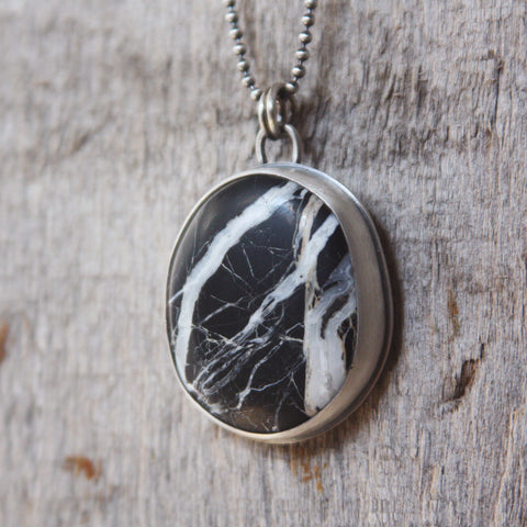 Nomad Johnny Cash Necklace - Artisan's Bench