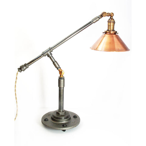 Large Articulating Table Lamp - Artisan's Bench
