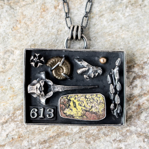 Cabinet of Curiosities Necklace - Artisan's Bench