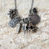 Bronze Life in Pieces Necklace no.4 - Artisan's Bench
