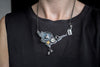 Mindset of a Magpie Statement Necklace - Artisan's Bench