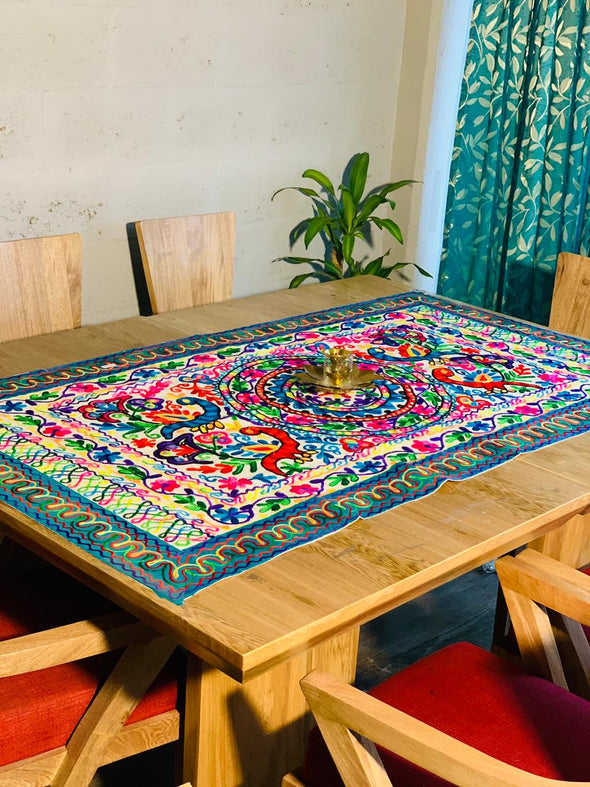 Camino de Mesa Ari (158cm x 88) PPM79 #9 - BOUTIQUE DE LA INDIA