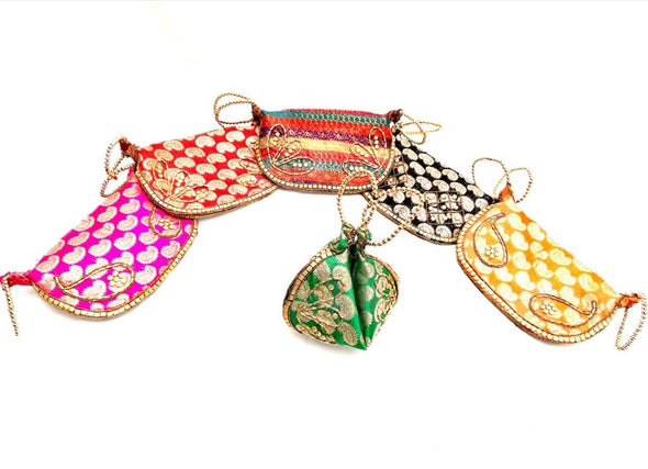 Cartera Potly Aros árabe  PPM15 - BOUTIQUE DE LA INDIA