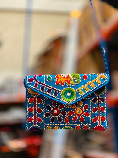 Cartera Elefantes Small árabe PPM22 - BOUTIQUE DE LA INDIA