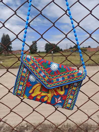 Cartera Hatti Small oriental (#5)  PPM19 - BOUTIQUE DE LA INDIA