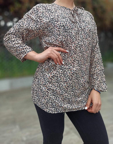 Blusa Liss Oriental #10 PPM29 - BOUTIQUE DE LA INDIA