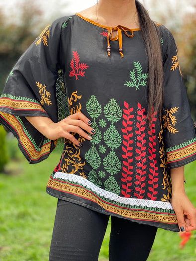 Blusa Shelly Arabe #351 PPM49 - BOUTIQUE DE LA INDIA