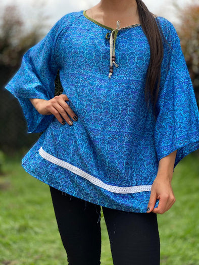 Blusa Shelly Arabe #352 PPM49 - BOUTIQUE DE LA INDIA