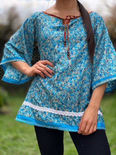Blusa Shelly Arabe #358 PPM49 - BOUTIQUE DE LA INDIA