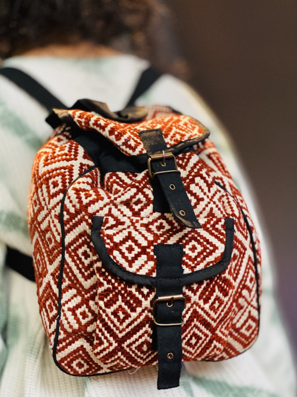 Bolso Morral Pequeño oriental PPM50 - BOUTIQUE DE LA INDIA