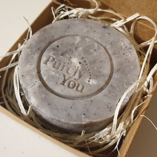 Lavender & Juniper Handcrafted Soap - 100g approx.