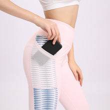 Load image into Gallery viewer, Pocket High Waisted Fitness Leggings
