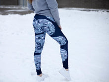 Load image into Gallery viewer, High Waisted Heartbeat Fitness Leggings