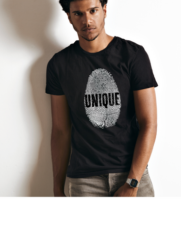 Unique Fingerprint T-shirt