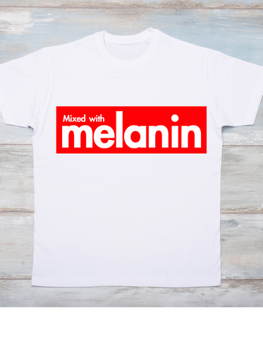 Mixed With Melanin T-shirt