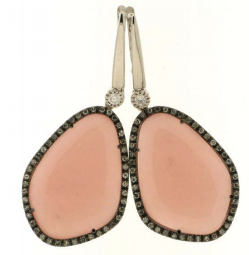 Orafa La Gioia - The Flat Earrings -