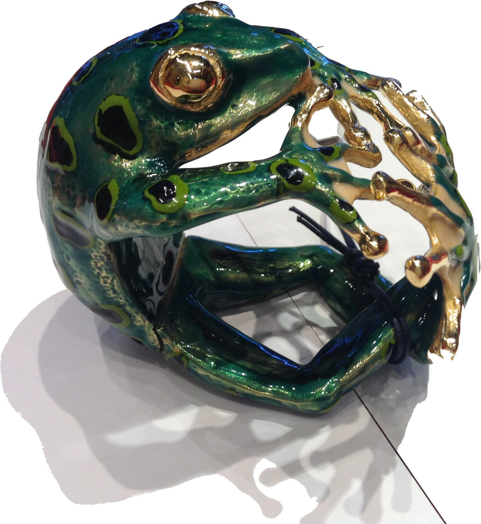 Cuff with Frog