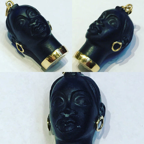 "Pendant "" African Style """