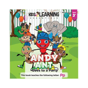 Andy Ant Goes To A Party Hardcover