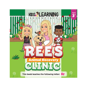 Ree's Animal Recovery Clinic Hardcover