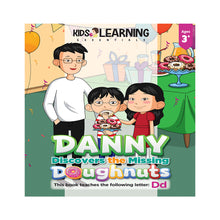 Load image into Gallery viewer, Danny Discovers The Missing Doughnuts Hardcover
