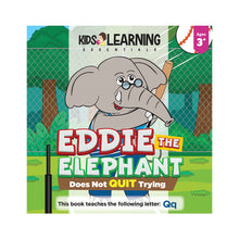 Load image into Gallery viewer, Eddie The Elephant Does Not Quit Trying