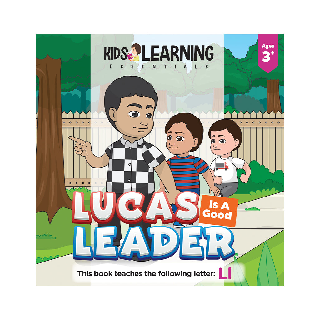Lucas Is A Good Leader