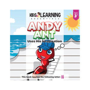 Andy Ant Uses His Imagination Hardcover