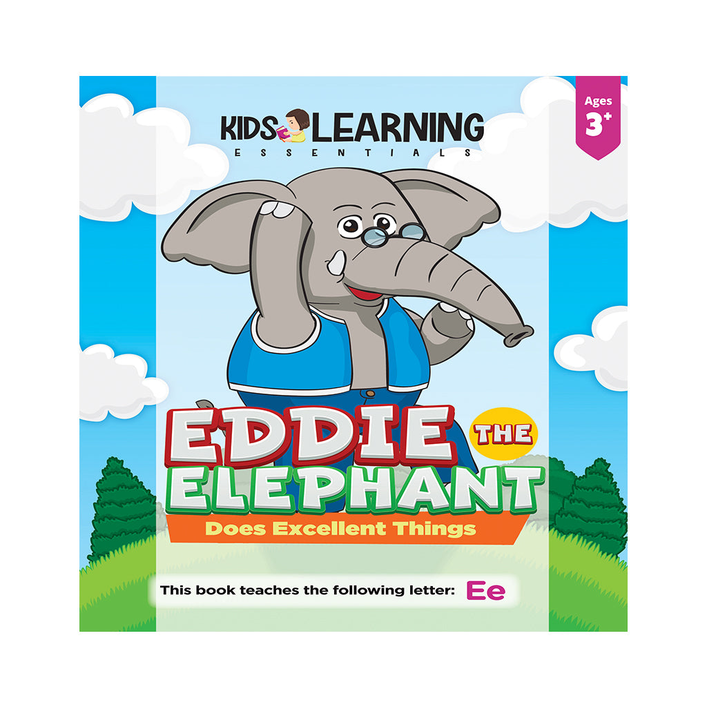 Eddie The Elephant Does Excellent Things