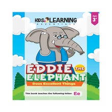 Load image into Gallery viewer, Eddie The Elephant Does Excellent Things Hardcover