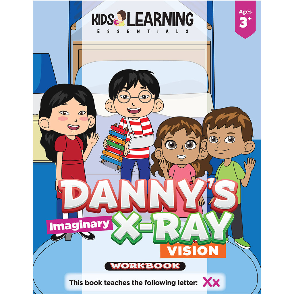Danny's Imaginary X-Ray Vision Workbook