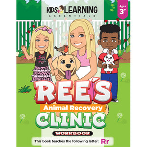 Ree's Animal Recovery Clinic Workbook