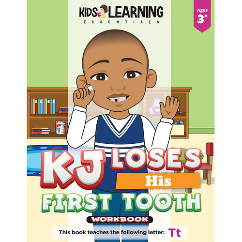 KJ Loses His First Tooth Workbook