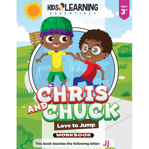 Chris And Chuck Love To Jump Workbook
