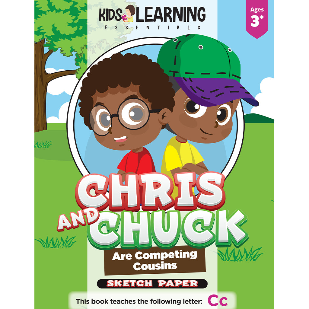 Chris And Chuck Are Competing Cousins Sketch Paper