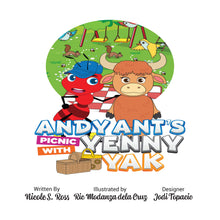 Load image into Gallery viewer, Andy Ant's Picnic With Yenny Yak Hardcover