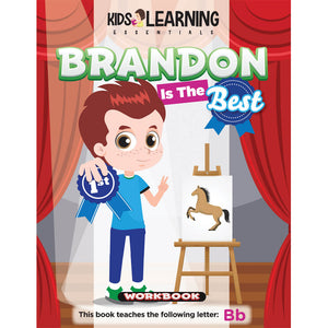 Brandon Is The Best Workbook