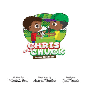 Chris And Chuck Learn Kindness