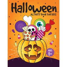 Load image into Gallery viewer, Halloween Activity Book For Kids