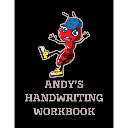 Andy's Handwriting Workbook