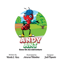 Load image into Gallery viewer, Andy Ant Goes On An Adventure Hardcover